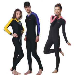 Free Shipping women and men Jellyfish clothes Scuba Diving Surfing Snorkeling Fishing swimwear Wetsuit Swim equipment