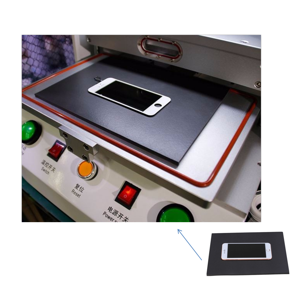 Rubber Pad Dedicated OCA Lamination Machine Laminating Sponge Mat LCD Touch Screen Repair Tool For IPhone Samsung Edge 25x20cm