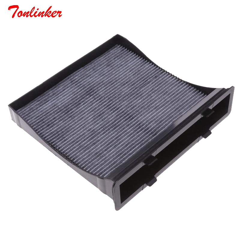 Cabin Filter Fit For Subaru XV GP 2.0i Forester SH SJ Impreza 2006 2007 2008 2009 2010 2011 2012 2013 Model Car Accessories 1Pcs-in Cabin Filter from Automobiles & Motorcycles