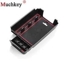 Аксессуары для интерьера для Audi A4L 2017 2018 или A5 2017 автомобиль Подлокотник ящик для хранения закладочных уборки аксессуары центральной консоли лоток