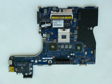 Free shipping For DELL E6510 Laptop Motherboard Mainboard CN-0NCPCN AL22 LA-5573P Non-Integrated Fully Tested Good Condition