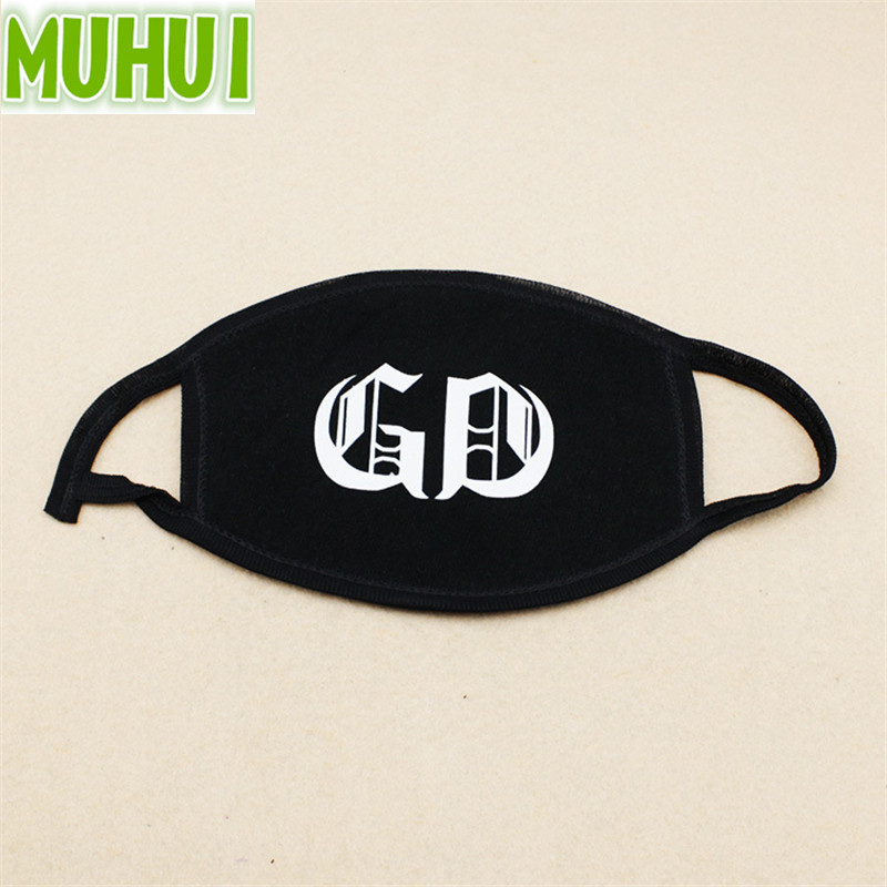 Apparel Accessories Women's Masks 1pc Kpop Bigbang Gd Cotton Dustproof Mouth Face Mask Unisex Cycling Anti-dust Facial Protective Cover Masks 18507