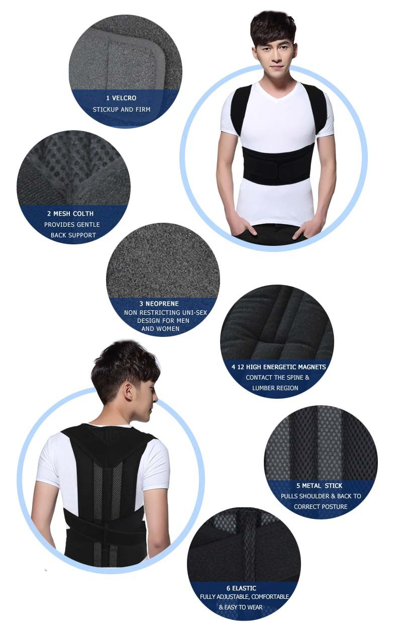 back support for women xijie