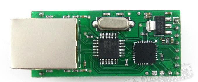 Free Shipping! Development board ETHERNET Accessories - ETH TO 232 (A)