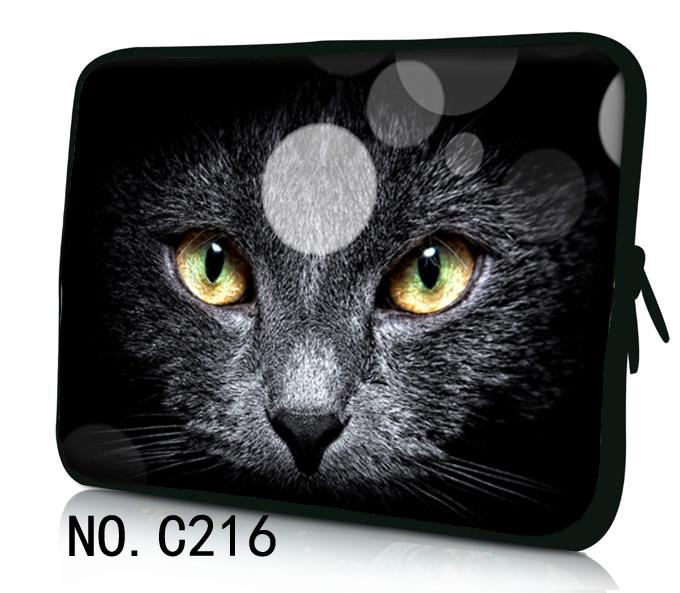 Black Cat Laptop Sleeve 14,15.6 Inch Notebook Bag 13.3 For MacBook Air Pro 13 Case,Laptop Bag 11,13,15 Inch Protective Case