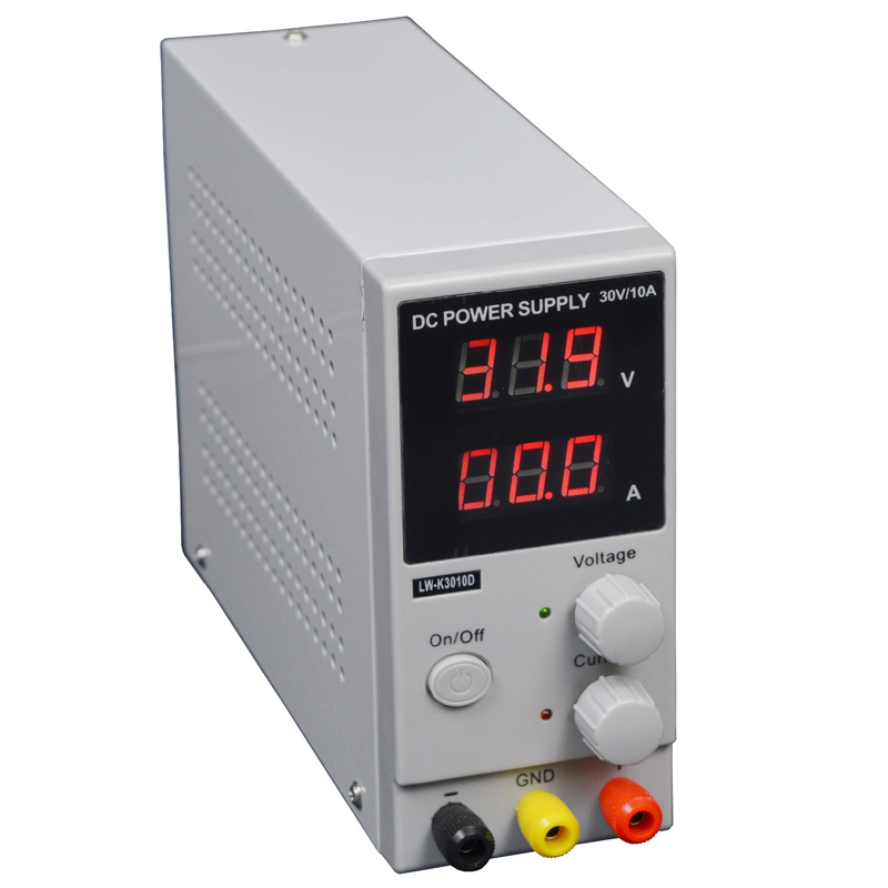 LW3010D DC power supply Mini Adjustable Digital 0~30V 0~10A Switching Power supply certification US EU AU Plug 110-220V power kps10010d high power adjustable switching dc power supply 0 100v 0 10a 110v 220v precision digital dc power supply us eu au plug