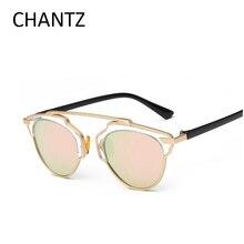 Mujeres gafas de Sol Polarizadas de Moda de Alta Calidad de PC Y Marco de Metal Gafas De Sol Mujer de Conducción Gafas de Sol Para Los Viajes de Compras