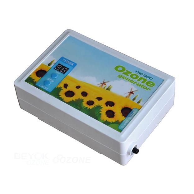 Mini Electrical Portable Home  Ozone Generator 220v   Washing Machine FM-300