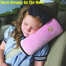 High Practicability&Multifunctional Baby Car Seat Belt Cushion Of Car Playpens&Headrest Pillow for Baby&Kids Seat Belt Pad Cover