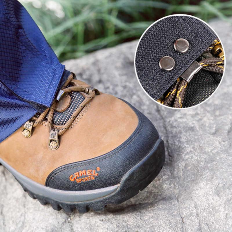 Hewolf Yeni Su Geçirmez Açık Kar Dizlik Tırmanma Kayak Çorapları Yürüyüş Balıkçılık Bacak Koruma Guard Spor Güvenlik Çorapları
