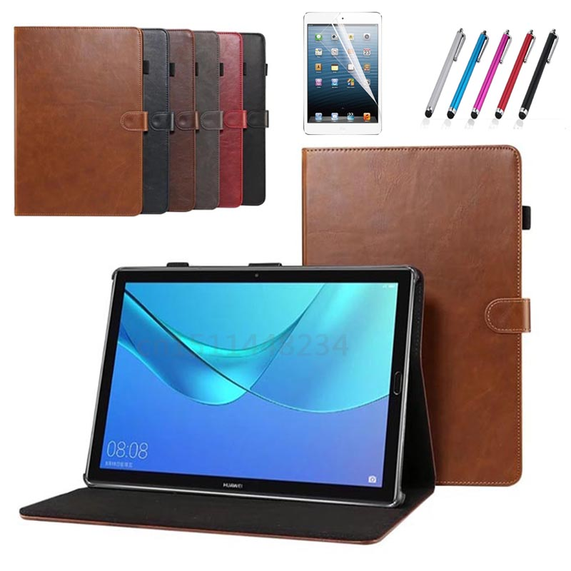 high quality Magnetic PU leather cover case For Huawei Mediapad M5 10.8 M5 10 Pro CMR-AL09/W09 smart Sleep/Wake shockproof cover