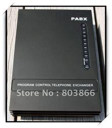 Мини-АТС SV308 (3 линии + 8ext.)/Телефон выключатель системы АТС