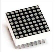 8 x 8 1.9 мм красный из светодиодов матричный из светодиодов дисплей Moduletotal ян цифровой трубки