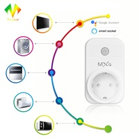 Original Tonbux UK US EU Smart Plug WIFI Wireless Switch Controls For IOS Android Google