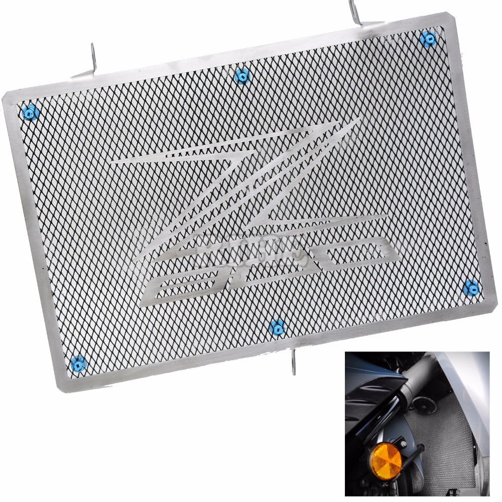 Stainless Steel Motorcycle Radiator Grille Cover radiator protective cover protector For kawasaki z800 Z800 2013 2014 2015 2016 motorcycle arashi radiator grille protective cover grill guard protector for kawasaki z800 2013 2014 2015 2016