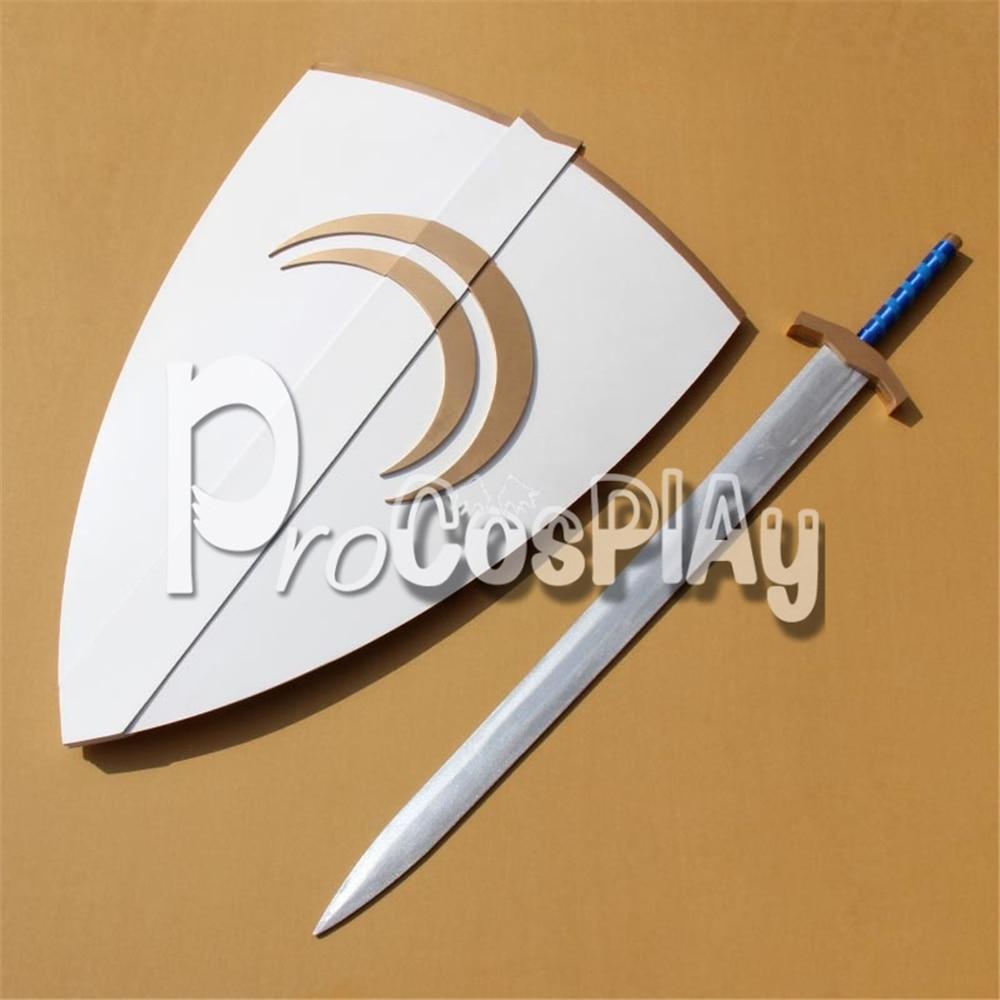 RWBY Jaune Arc Crocea Mors Sword and Shield mp001248