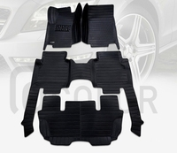 Good Carpets Customize Special Floor Mats For Audi Q7 7seats 2017 Non Slip Rugs Waterproof Carpets