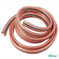 HIFI Audio Cable 99 99 Oxygen Free High Purity OFC Copper Two Layers Insulating Bush High