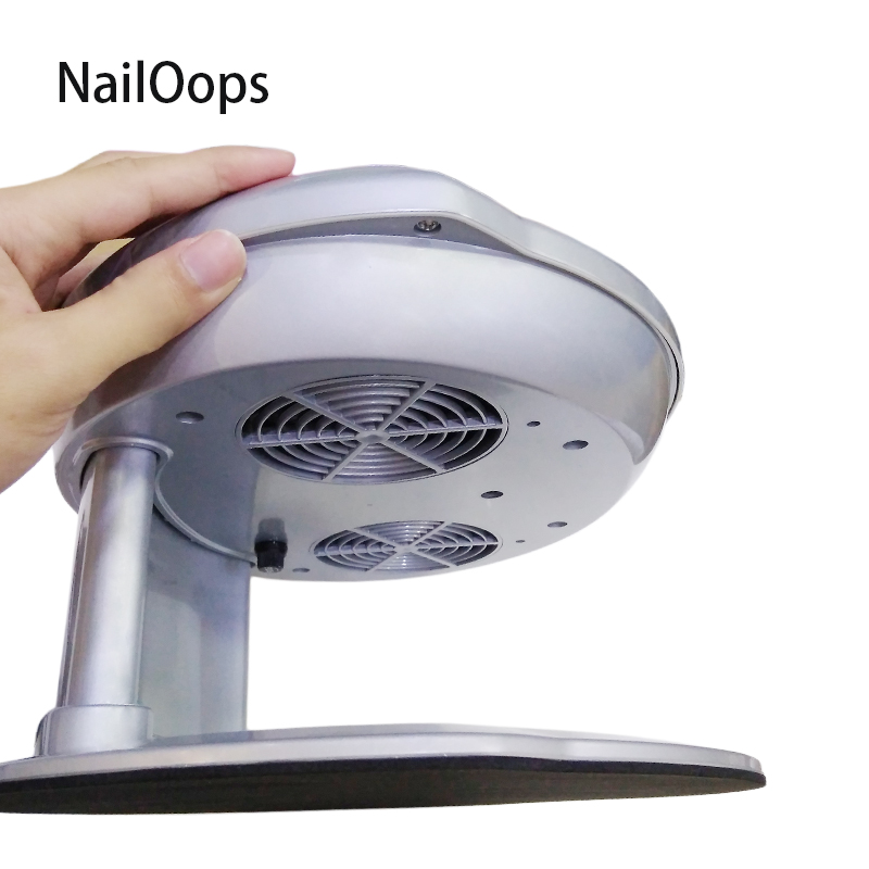 Nail Dryer Fan Auto Induction For Both Hands and Toes Warm and Cool ...