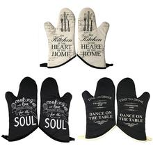 Extreme Heat Resistant Grilling Gloves Insulated Kitchen Oven Mitts on-Slip Potholder Gloves for Baking Frying BBQ Grilling Cook john mariani grilling for dummies