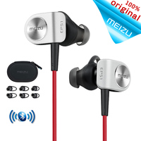 Original Meizu EP51 Wireless Bluetooth Earphone With Box Stereo Headset Waterproof APTX Sports Earphone With MIC