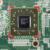 Novo para hp cq43 cq57 435 635 função amd ddr3 laptop motherboard teste ok