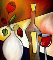 Abstract Oil Paintings Free Shipping Reproduction Gift Oil Paints Home Supplie U2ABT378