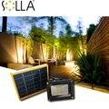 2016 Paneles Solares 12 LED Del Sensor de Movimiento Luz Solar Panel Solar Campamento de Emergencia de Inundación Jardín Al Aire Libre Lámparas SpotLight lámpara Solar