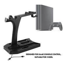 20c1353fc Torre De Armazenamento De Disco Do Jogo multifuncional Suporte para  Universal para PS4 PS4SLIM PS4 PRO PS VR PSVR2