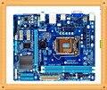 O envio gratuito de computador motherboard gigabyte h61 b75 lga 1155 motherboard ddr3 integrado pequena placa feitiço h61m