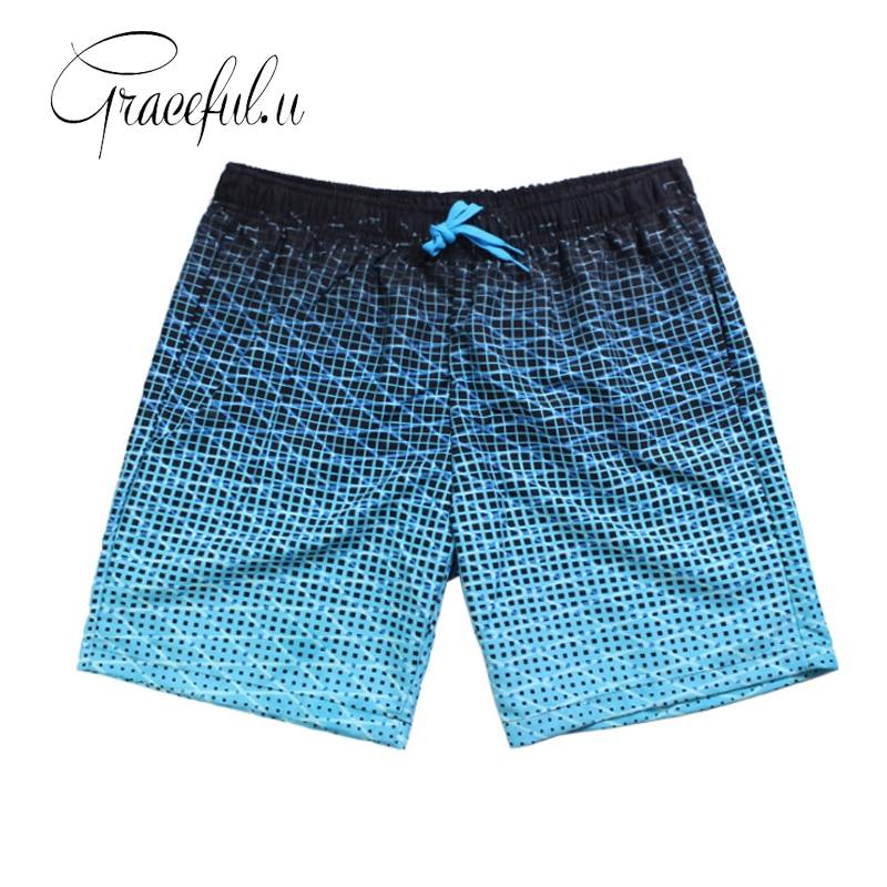 Pocket Printed Quick Dry Swimsuit Men Swimwear Shorts Swimming Trunks for Bathing Surf Boxer Briefs Bathing Beach Wear XXL breathe geo printed boxer briefs