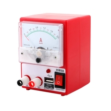 5V 2A Mini Dc Power Supply Ammeter For Mobile Phone Repair Tool Ampermetre Source Short Circuit Protection Test Tools Se