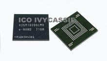 H26M78208CMR eMMC 64 GB NAND puce à mémoire flash IC utilisé 100% testé bon