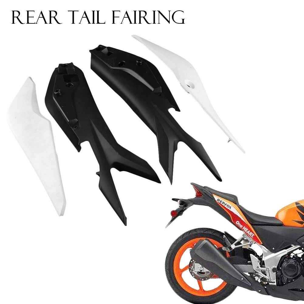 For Honda CBR250RR Tail Rear Fairing Cover Bodykits Bodywork 2011 CBR 250 RR Injection Mold ABS Plastic Unpainted White
