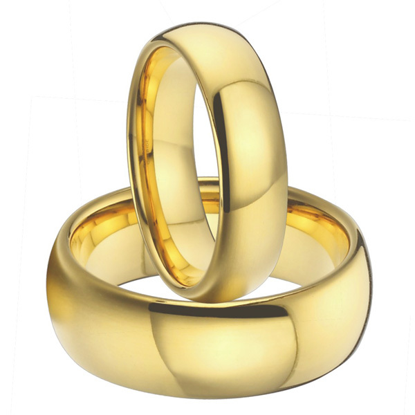 yellow and gold for ring aliexpress plated women male rings wedding sets item men female crystal design geometric