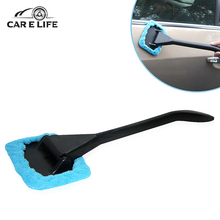 Терри омывателя стеклоочиститель моющийся мытья удобный чистые окно микрофибры быстрый очиститель