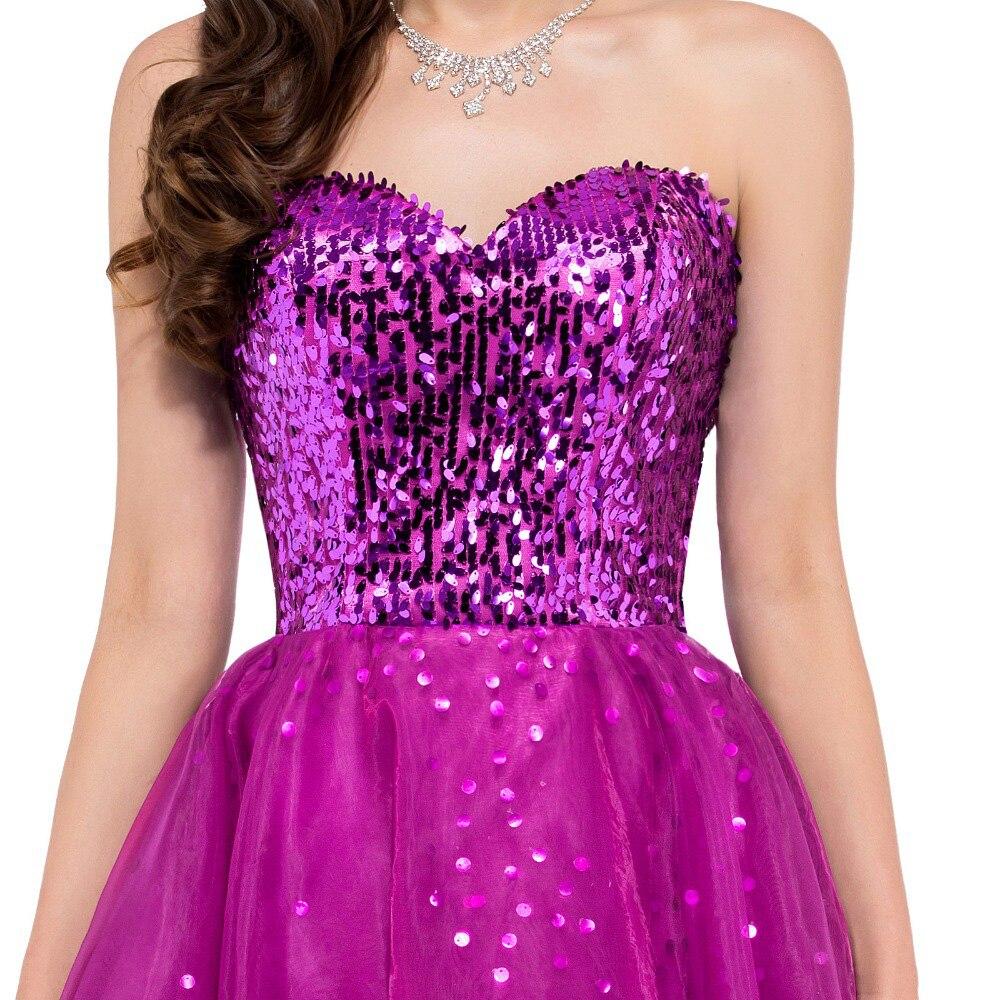 Único Black Prom Dress With Sparkles Inspiración - Colección de ...