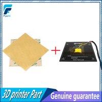 3D yazıcı parçaları isıtmalı yatak MK3 sıcak yatak 235*235*3mm alüminyum Heatbed 24V 220W PEI için Ender-3 3D yazıcı