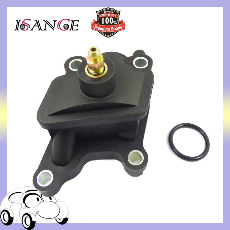 Aliexpress.com : Buy ISANCE Coolant Water Outlet Air Bleeder Thermostat Housing 5017183AB For ...
