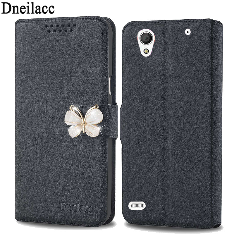 Dneilacc For Sony Xperia C4 E5303 E5306 E5353 Phone Case PU Leather Flip Stand Wallet Funda Cover For Sony Xperia C4 E5303 E5306
