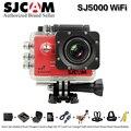 Original sjcam sj5000 wifi action camera 1080 p full hd esportes dv 2.0 polegada de Mergulho 30 M À Prova D' Água Filmadora mini SJ 5000 Esporte Cam