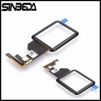 Sinbeda High Quality Black Touch Screen Digitizer Glass For Apple Watch Series 1 38mm 42mm Sport