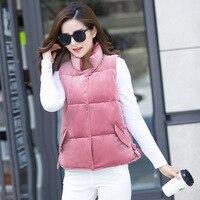 2017 Printemps Cachemire Gilet femme Coréenne Sans Manches O-cou Tricoté Gilets Gilet Femmes Gilets Manteau Femelle Solide Tricots Jumper