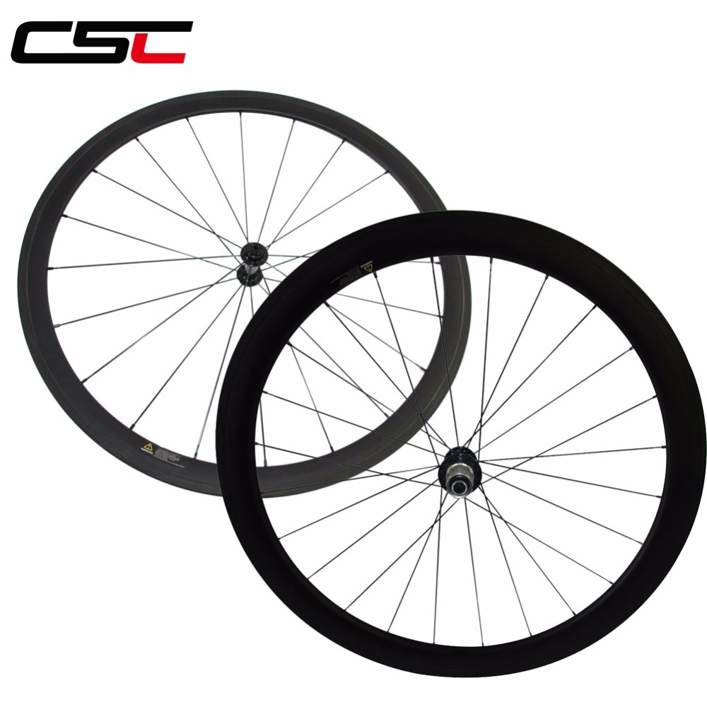 CSC powerway R13 Hub 38+50/50+60/50+88/60+88mm Depth 23mm Clincher Tubular Carbon bike Road wheels carbon bicycle wheelset �������� 215 60 r13
