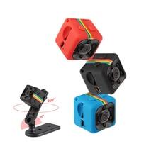 SQ11 HD 1080P Car Home CMOS Sensor Night Vision Camcorder Micro Cameras