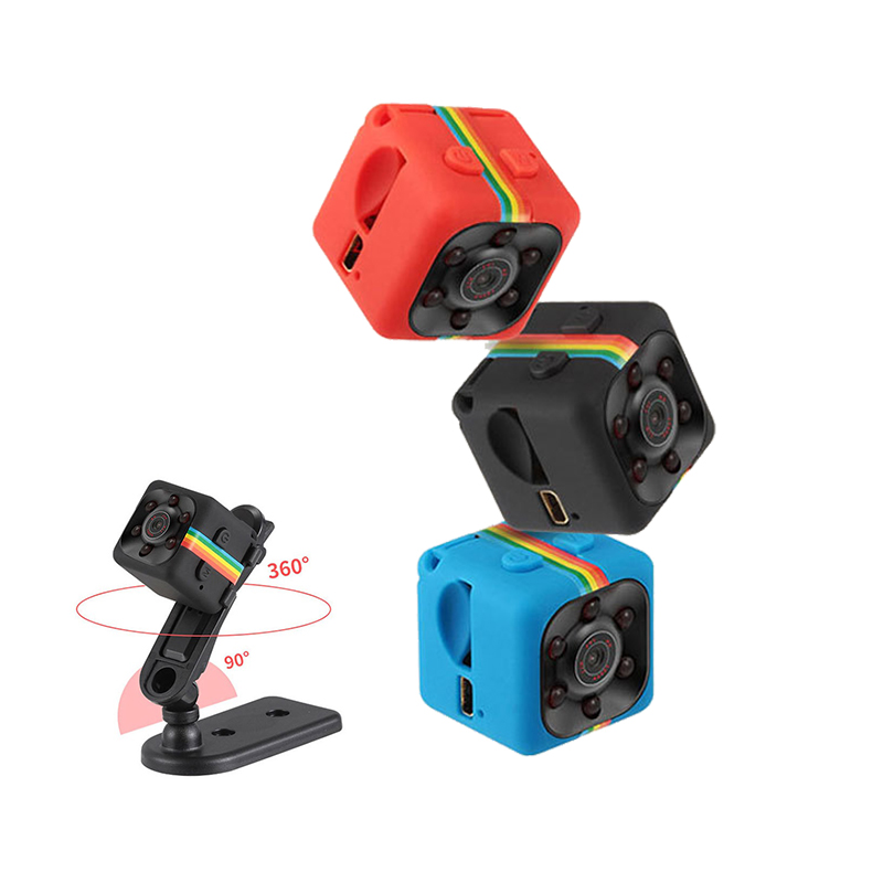 SQ11 HD 1080P Car Home CMOS Sensor Night Vision Camcorder Micro Cameras mini Camera cam DVR DV Motion Recorder Camcorder SQ 11 ...