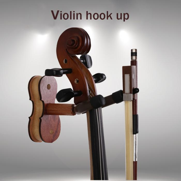 violin wall hanger