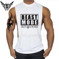 Muscleguys marka kulturystyka tank tops mens zyzz koszula clothing siłownie golds treningu fitness podkoszulki policzkowe kamizelki tanktops