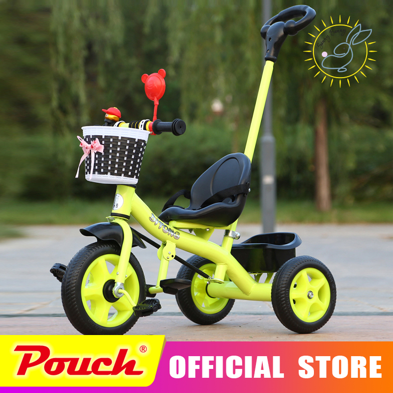 Child tricycle bike 2 - 6 Large male girl outdoor baby bicycle 1 - 3 - 5 light cart baby girl child baby girl gift children bicycle bike page 1