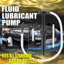Water Pump Powered Fluid Transfer Suction Pumps Liquid Transfer For Quart Gallon Lubricant Liquid Oil Transmission